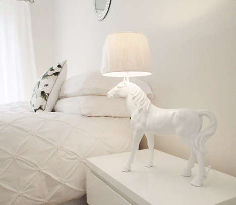 Whimsical Equestrian Decor
