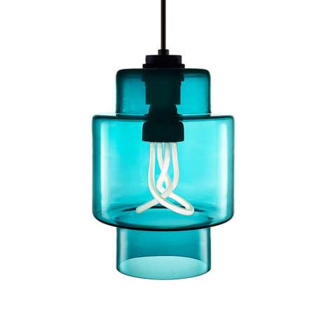 Geometric Gemstone Lighting