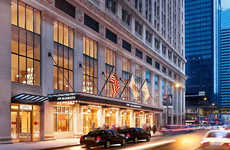 Beer-Centric Hotel Packages - JW Marriott Chicago's Beer Travel Package is Heaven for Beer Lovers