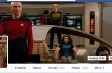 Custom Facebook Cover Photos - Photoshopper Niki Creates Hilarious Images for her Facebook Header