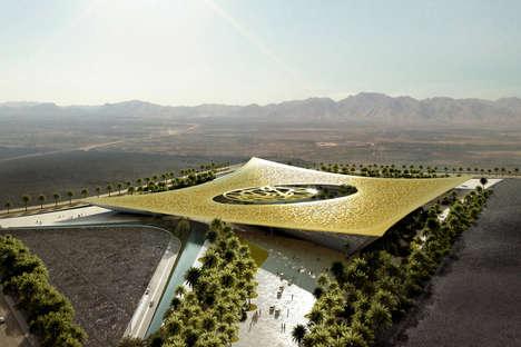 Spiritual Oasis Architecture