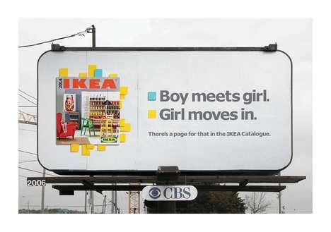 Storytelling Furniture Ads