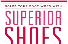 Unsupportive Footwear Infographics