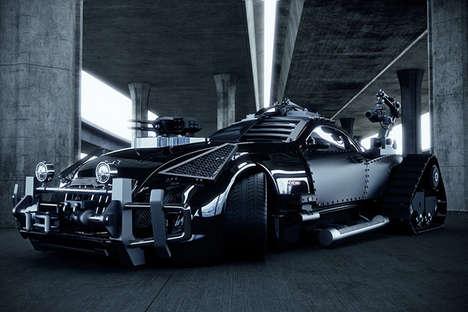 Luxury Apocalypse Autos