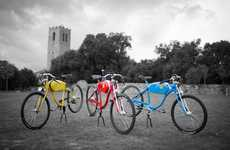 Retro Electric Bicycles - The Otocycle is Inspired Bikes of the Fifties