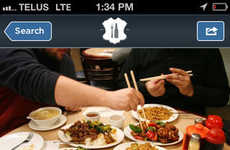 Local Nightlife Apps - BlogtTO's App for Nightlife Highlights the Hot Spots in Toronto