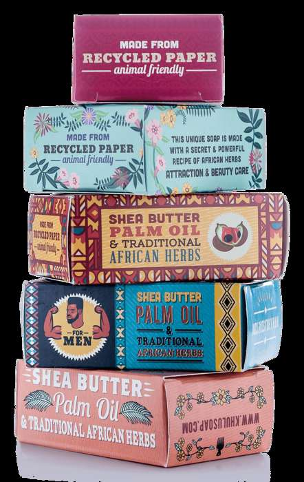 Cultured Soap Branding