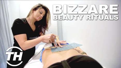 Bizarre Beauty Rituals