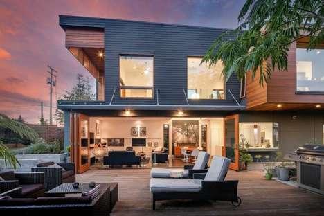 Self-Sustaining Mansions