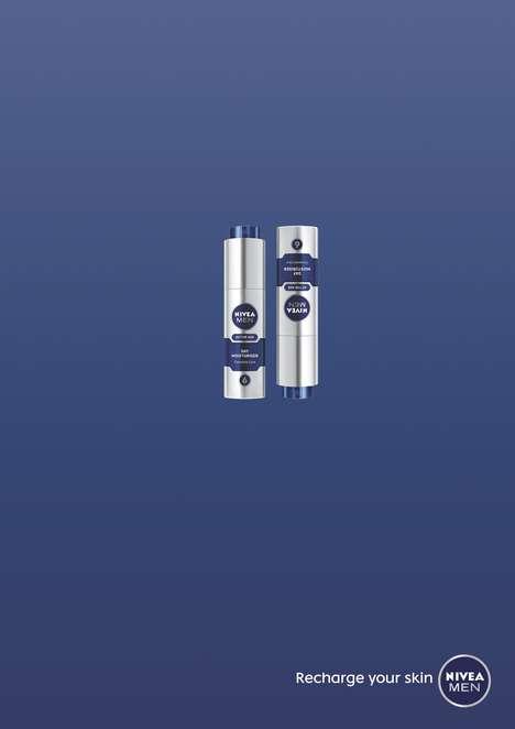 Energetic Skincare Ads