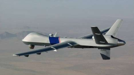 Sophisticated Military Drones