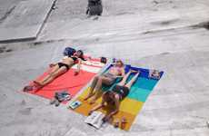 Stylish Beach Towels