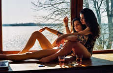Leisurely Sisterhood Editorials - This Sisterhood Editorial Captures the Magic of Friendship