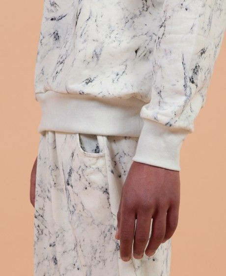 21 Marbled Fashion Examples