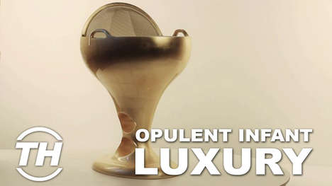 Opulent Infant Luxury - Jana Pijak Discusses Her Favourite Lavish Baby Products