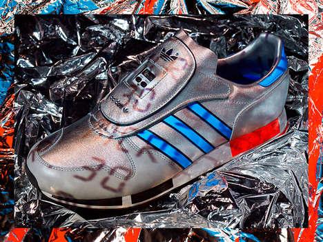Tech-Integrated Sneaker Revivals