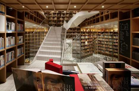 Exclusive Travel Libraries