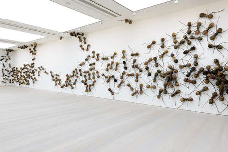 Ant-Infested Art Galleries