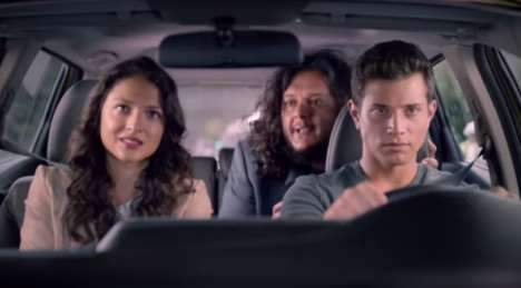 Stereotype-Busting Auto Ads