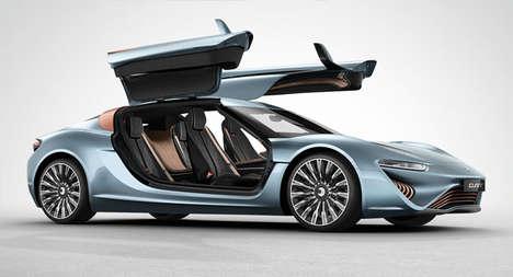 Supercharged Limousine Autos