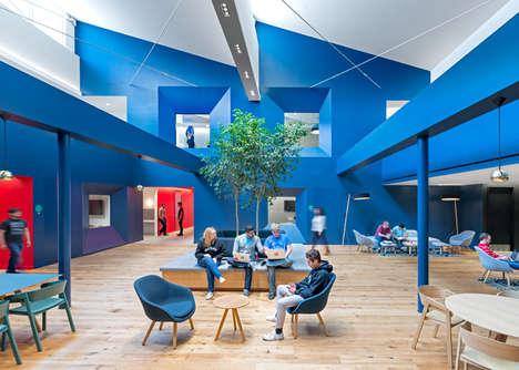 Vibrantly Elegant Headquarters