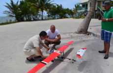Coastline-Monitoring Drones - These Drones Will Detect Illegal Fishing on the Coast of Belize