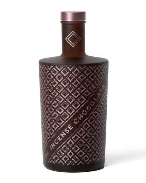 Chocolate-Like Liqueur Packaging