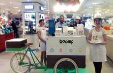 Sweet Selfie Deliveries - Founder James Middleton Says Boomf's Next Step is Tricycle Delivery