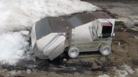 Robotic Snow Shovels
