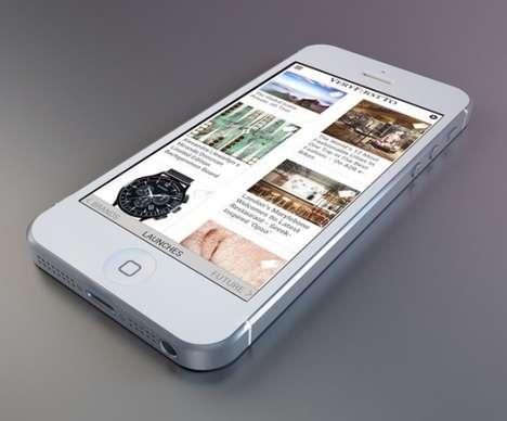 Luxury Launch Apps