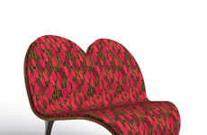 Playful Romantic Seating