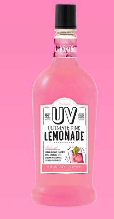 Bottled Vodka Lemonades