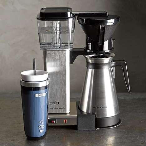 Chilling Coffee Mugs