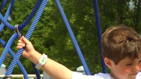 Child-Tracking Smartbands