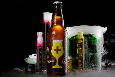 Medicinal Beer Branding