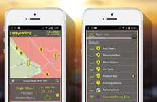 Parking Restriction Apps - AppyParking Makes London Parking Rules Less Confusing For Drivers
