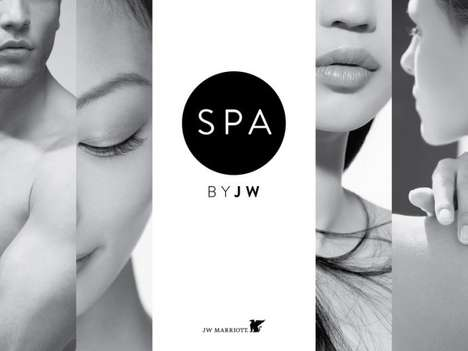 Tailored Spa Services - The 'Spa by JW' Marriott Hotel and Spa Experience Suits Individual Needs