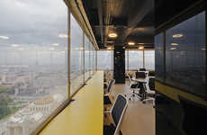 Expansive View Workspaces - The Archipielago Space Offers Views for Everyone