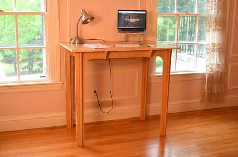 Flat-Pack Work Stations