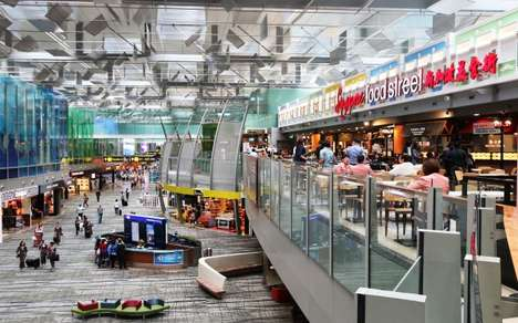 Airport Street Food Courts