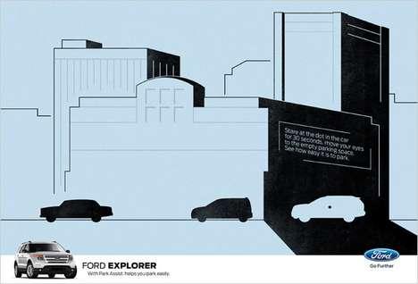 Illusory Vehicle Ads