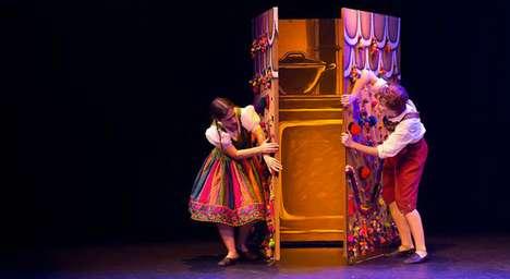 Autistic Audience Operas
