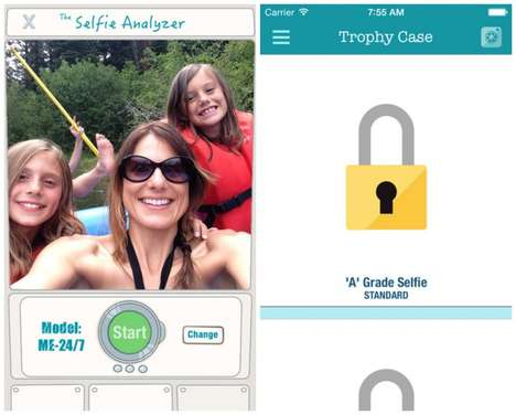 Selfie Assessment Apps