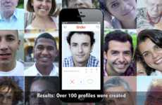 Missing Matchmaker Campaigns - This DPPD Missing Persons Unit Campaign Makes Use of Tinder