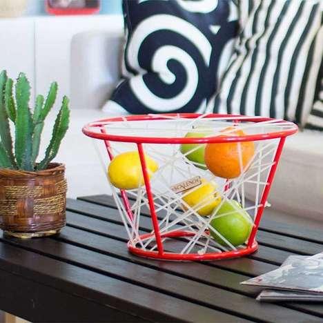 Elastic Fruit Baskets