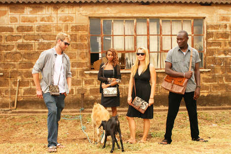 Ethereal Ethical Handbags - Kauli is a Social Enterprise Supporting Tanzanian Women
