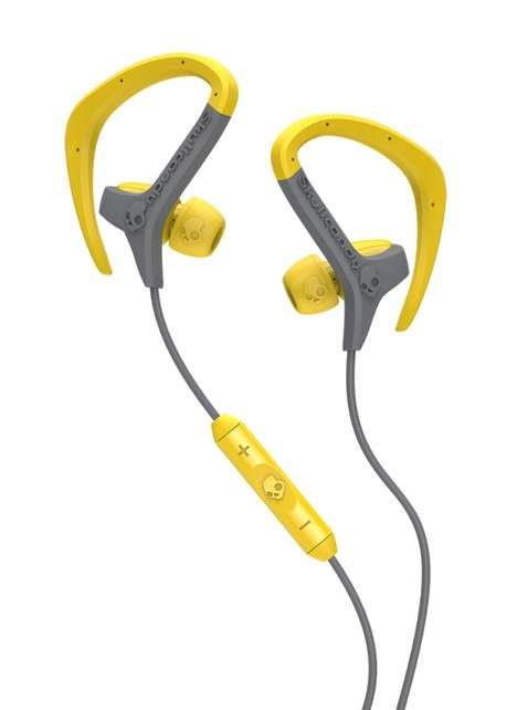 Athlete-Approved Earbuds - The Sport Performance Skullcandy Earbuds Withstand Tough Workouts