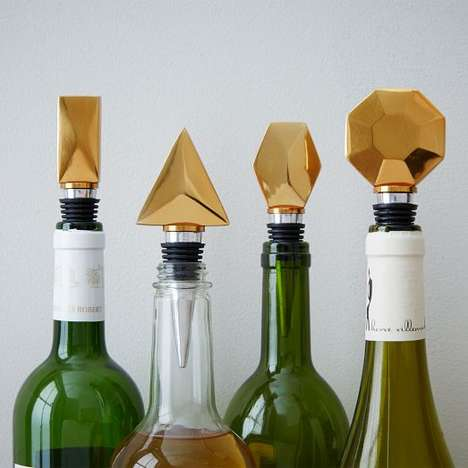Chic Wine Saver Accessories