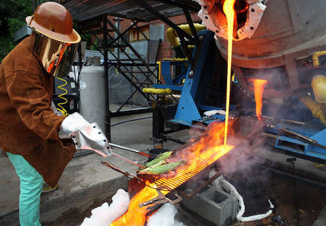 Lava-Based BBQs