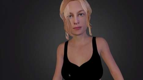 Personalized Virtual Mannequins